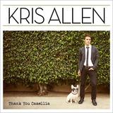 Cd Kris Allen Thank You Camellia [eua] Lacrado